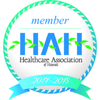 Healthcare Association of Hawaii Member Seal - 2017-2018